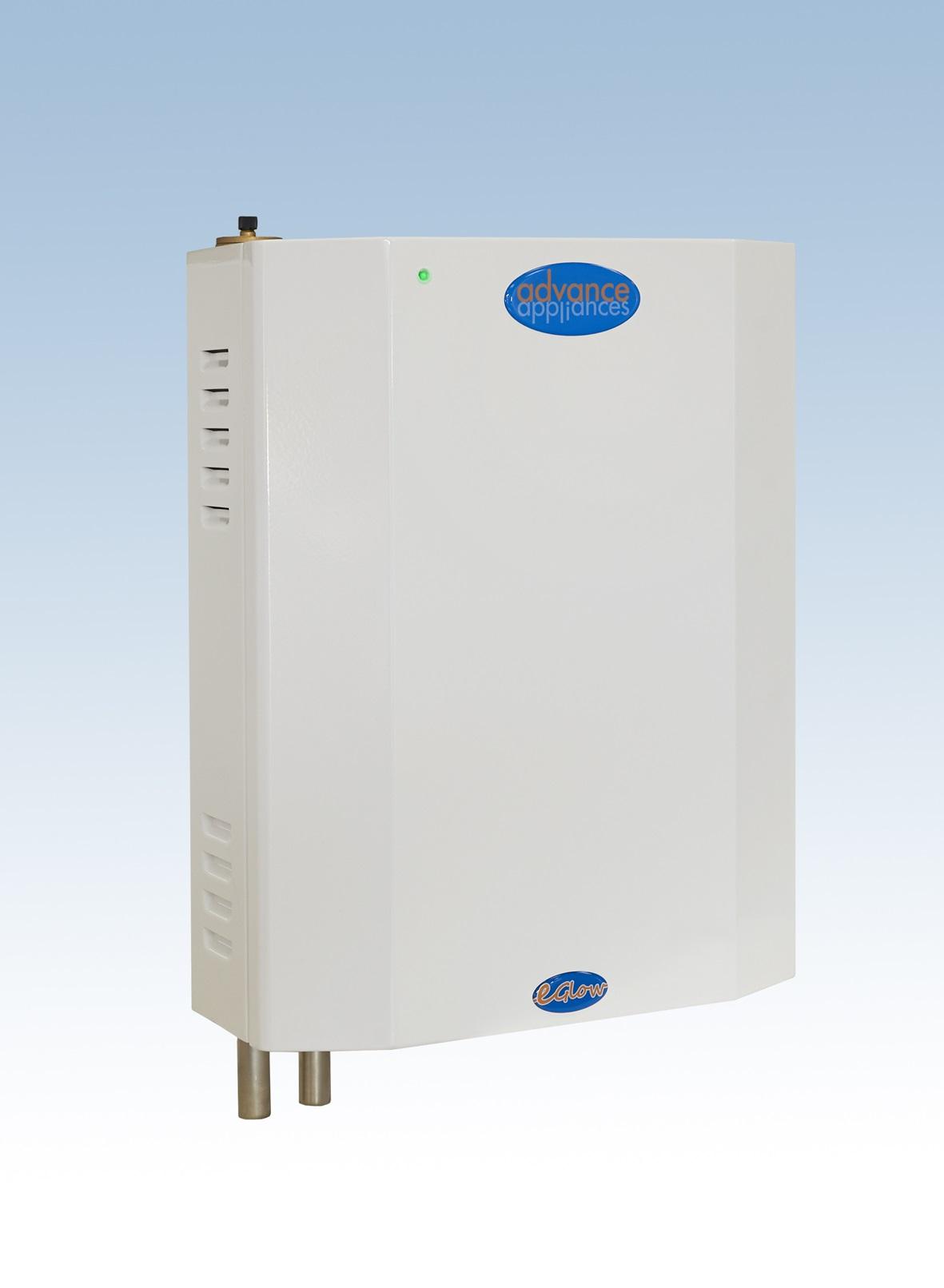 Advance Appliances Work With Xitek On E Glow Flow Boiler
